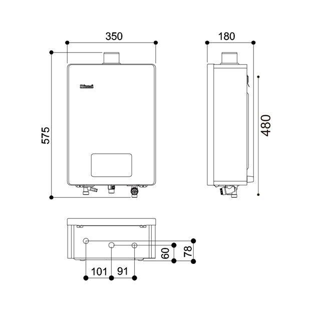 PK/goods/Rinnai/Water Heater/RUA-C1620WF-1.jpg
